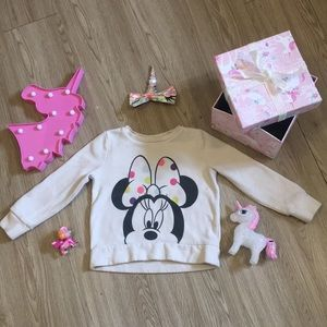Mini Mouse Vintage Sweater